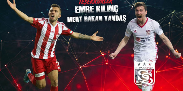 İki futbolçu Sivas təmsilçisini tərk etdi -