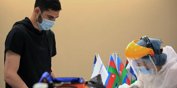 Ramil Şeydayev koronavirus testindən keçdi -